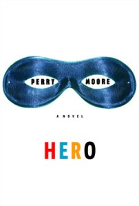 Cover image of HERO by Perry Moore