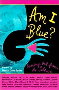 Cover of AM I BLUE? by Marion Dane Bauer
