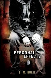 Cover image of PERSONAL EFFECTS by E. M. Kokie