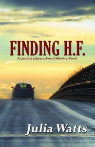 Cover of FINDING H.F. by Julia Watts