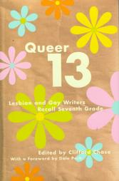 Cover of QUEER 13 edited by Clifford Chase