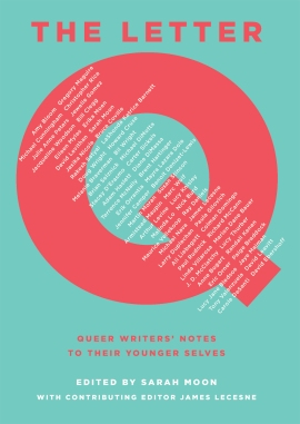 Cover of THE LETTER Q edited by Sarah Moon