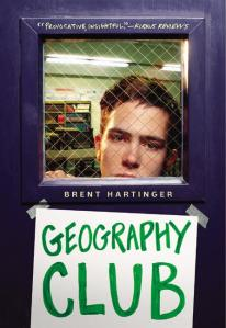 Cover of GEOGRAPHY CLUB by Brent Hartinger