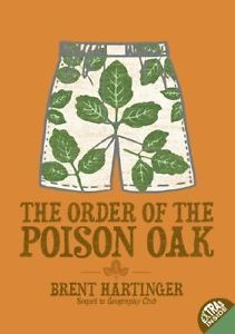 Cover of THE ORDER OF THE POISON OAK by Brent Hartinger
