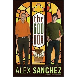Cover of THE GOD BOX by Alex Sanchez