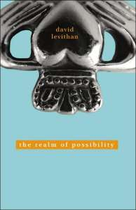 Cover for THE REALM OF POSSIBILITY by David Levithan