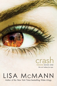 Cover for CRASH by Lisa McMann