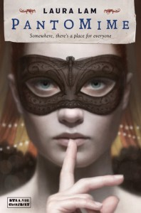 Cover of PANTOMIME by Laura Lam
